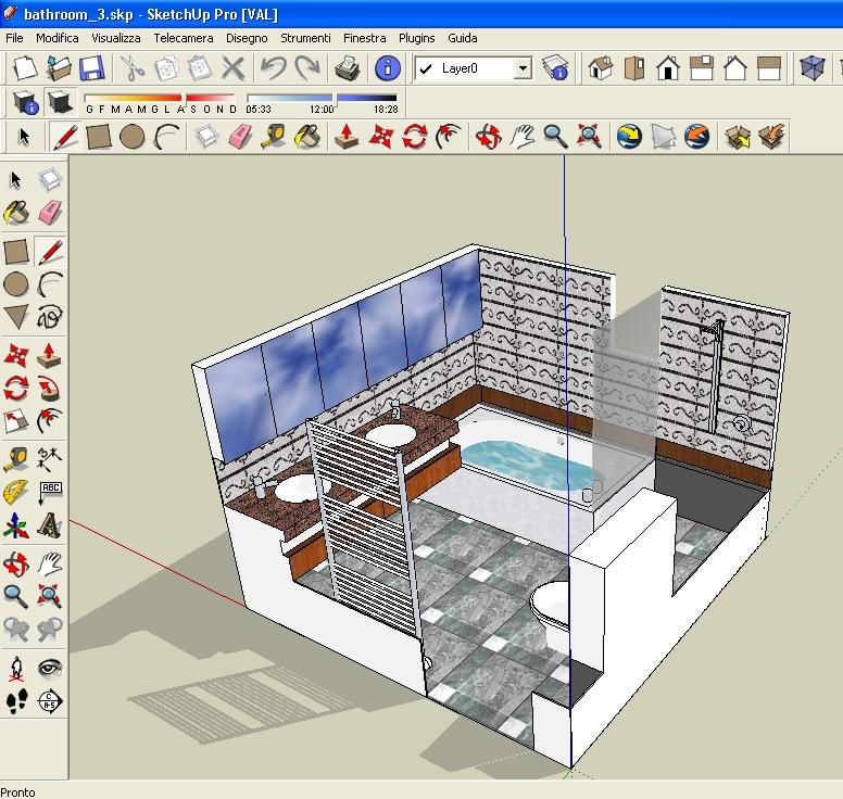 Omni Data Software Per Progettazione Cad Rivestimenti In Ceramica Correggio Reggio Emilia